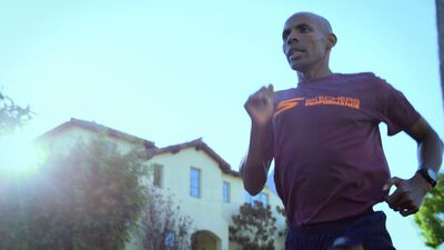 Skechers GOrun with Meb