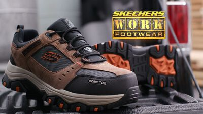 Work Boots By Skechers