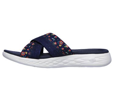 Skechers On the GO 600 - Blooms, NAVY, large image number 3