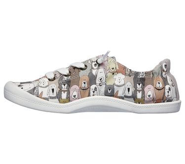 BOBS Beach Bingo - Dog House Party, TAUPE/MULTI, large image number 4