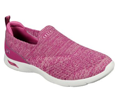 Skechers Arch Fit Refine - Don't Go, RASPBERRY, large image number 1