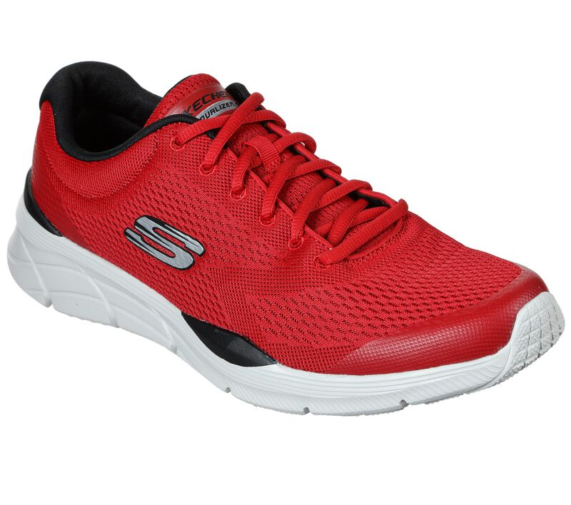 Relaxed Fit: Equalizer 4.0 - Generation, RED / BLACK, largeimage number 0