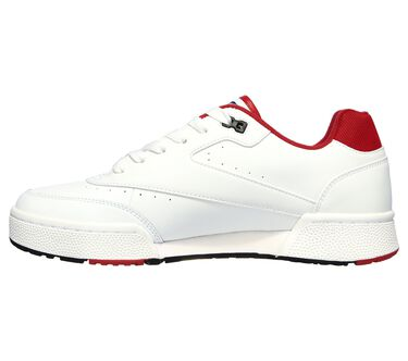 Court Striker, WHITE / RED, large image number 3