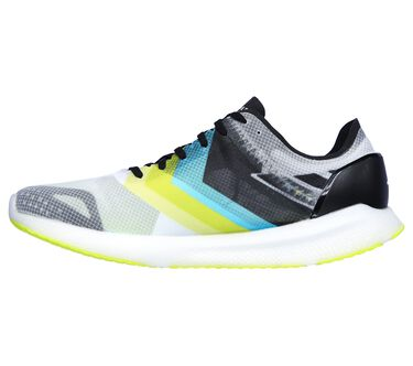 Skechers GOmeb Speed 6 Hyper, WHITE/LIME, large image number 4