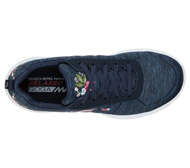 Skechers GO GOLF Walk Sport - Bloom, NAVY / WHITE, large image number 2