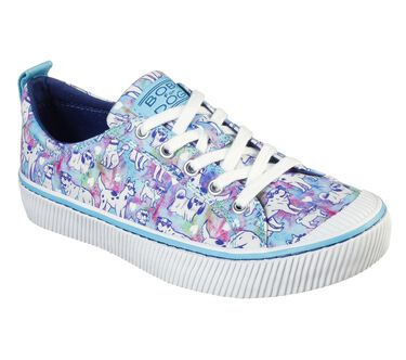 EXCLUSIVE BOBS B Wild - Peace Pups, BLUE/MULTI, large image number 0