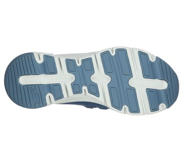 Skechers Arch Fit - Lucky Thoughts, NAVY, large image number 3
