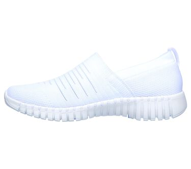 Skechers GOwalk Smart - Wise, WHITE, large image number 4