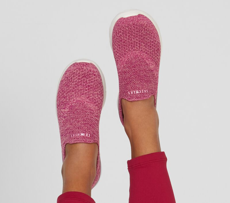 Skechers Arch Fit Refine - Don't Go, RASPBERRY, largeimage number 0