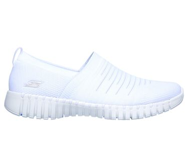 Skechers GOwalk Smart - Wise, WHITE, large image number 5