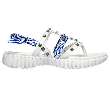 Skechers GOwalk Smart - Verona, WHITE/BLUE, large image number 5