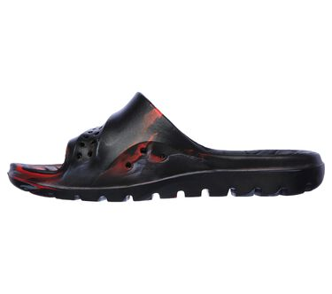 Hogan - Aqua Spurt, BLACK/RED, large image number 3
