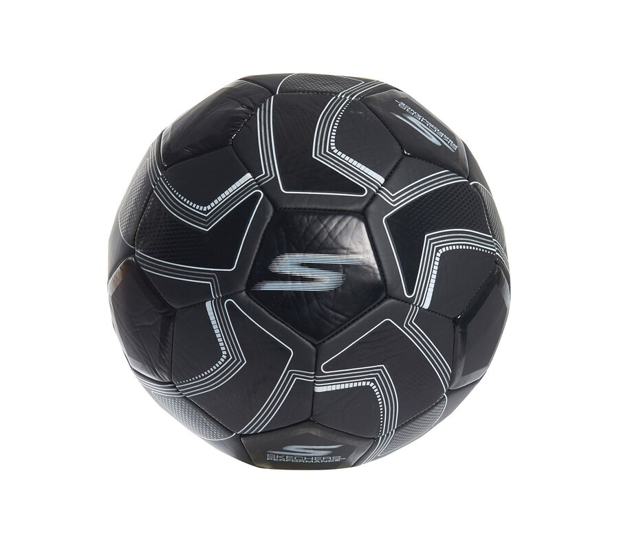 Switch Size 5 Soccer Ball, BLACK, largeimage number 0