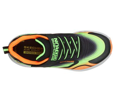 Skechers GOrun Consistent - Surge Sonic, BLACK/LIME, large image number 1
