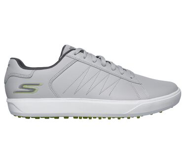 Skechers GO GOLF Drive 4, GRAY/LIME, large image number 5