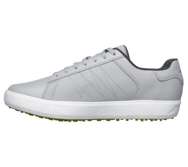 Skechers GO GOLF Drive 4, GRAY/LIME, large image number 4