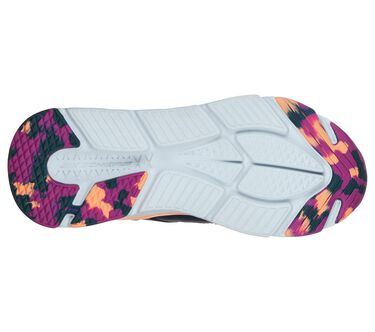Skechers Max Cushioning Elite - Wind Chill, NAVY / PINK, large image number 2