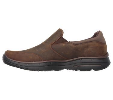 Relaxed Fit: Glides - Calculous, BROWN, large image number 4