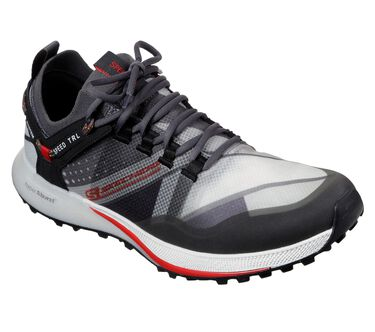 Skechers GOrun Speed TRL Hyper, CHARCOAL/RED, large image number 1