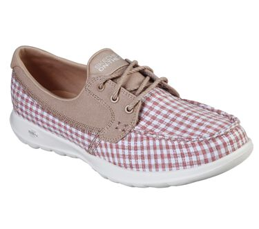 Skechers GOwalk Lite - By the Sea, PINK / WHITE, large image number 1