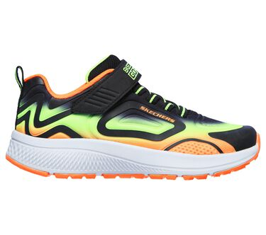 Skechers GOrun Consistent - Surge Sonic, BLACK/LIME, large image number 4