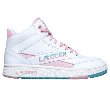 L.A. Gear: Hot Shots, WHITE / LIGHT PINK, large image number 5