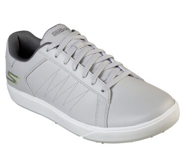 Skechers GO GOLF Drive 4, GRAY/LIME, large image number 1