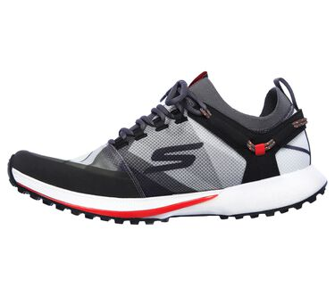Skechers GOrun Speed TRL Hyper, CHARCOAL/RED, large image number 4