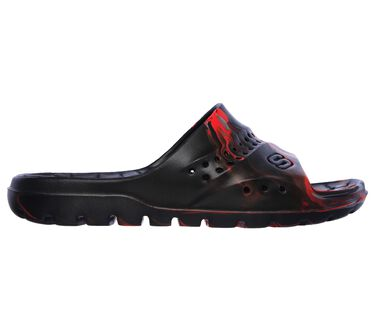 Hogan - Aqua Spurt, BLACK/RED, large image number 4