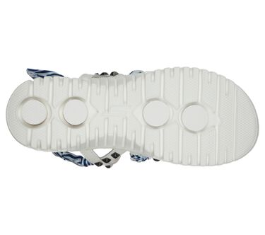 Skechers GOwalk Smart - Verona, WHITE/BLUE, large image number 3