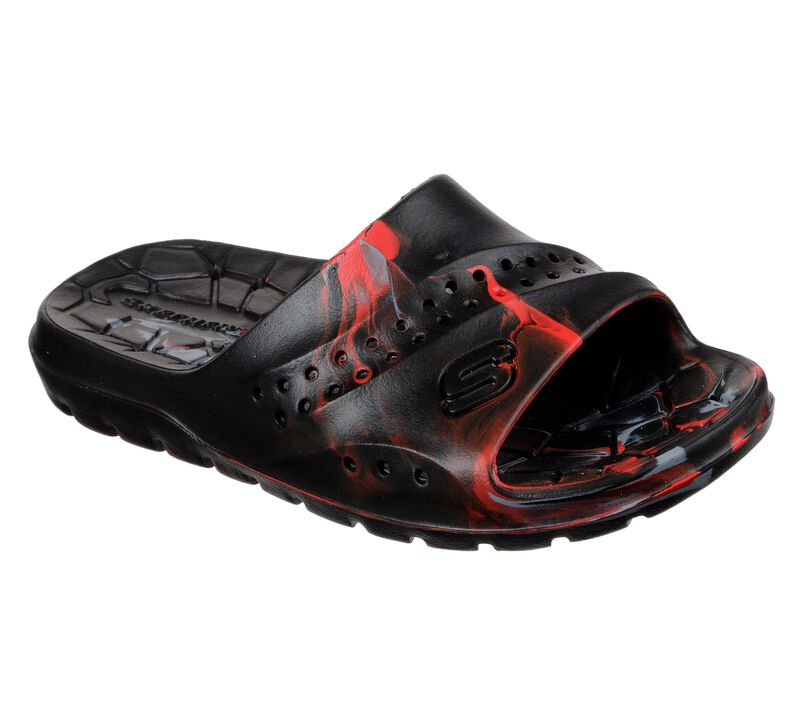 Hogan - Aqua Spurt, BLACK/RED, largeimage number 0