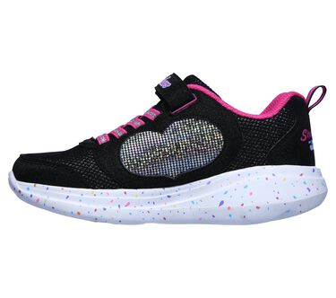 Skech Yours: Skechers GOrun Fast - Miss Crafty, BLACK, large image number 3