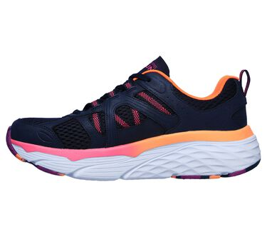 Skechers Max Cushioning Elite - Wind Chill, NAVY / PINK, large image number 3