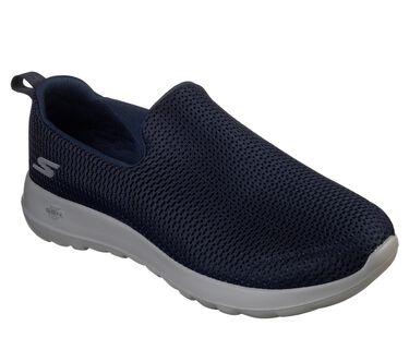Skechers GOwalk Max, NAVY / GRAY, large image number 1