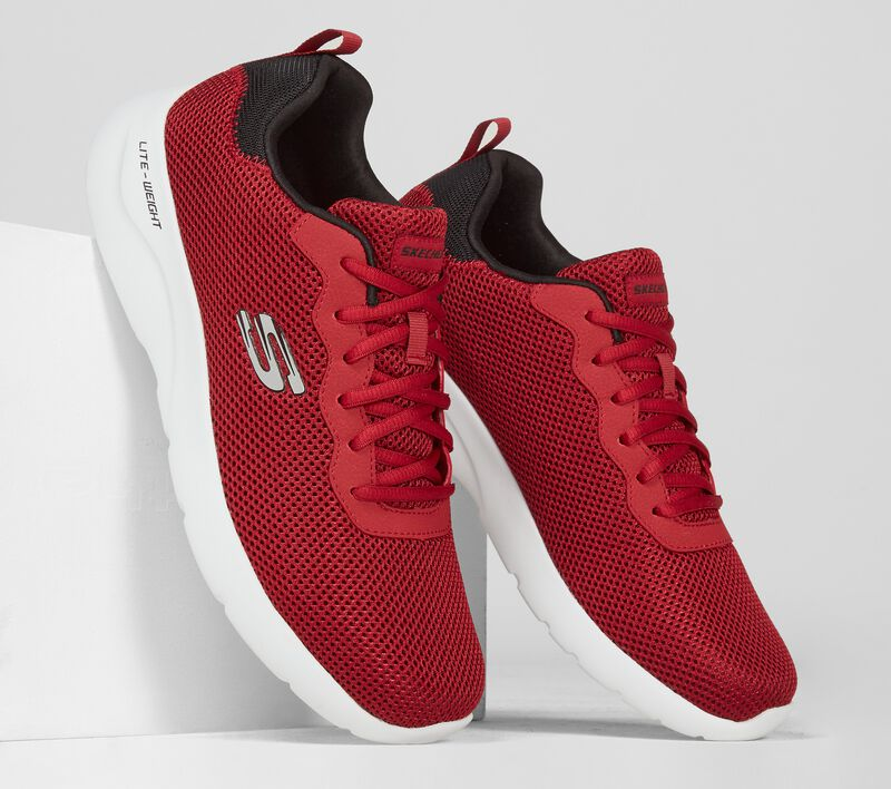 Dynamight 2.0 - Rayhill, RED / BLACK, largeimage number 0