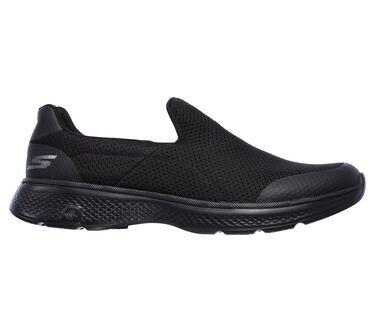 Skechers GOwalk 4 - Incredible, BLACK, large image number 5
