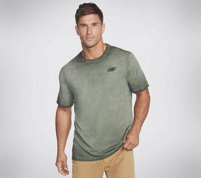 Skechers Apparel - Heritage Wash Tee Shirt