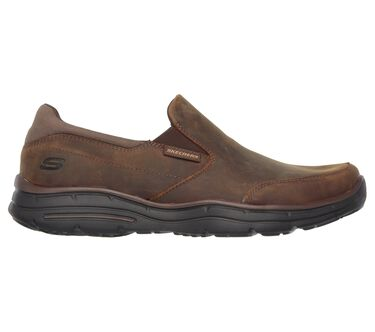 Relaxed Fit: Glides - Calculous, BROWN, large image number 5