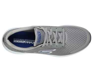 Skechers GO GOLF Max - Fairway 2, GRAY/BLUE, large image number 2