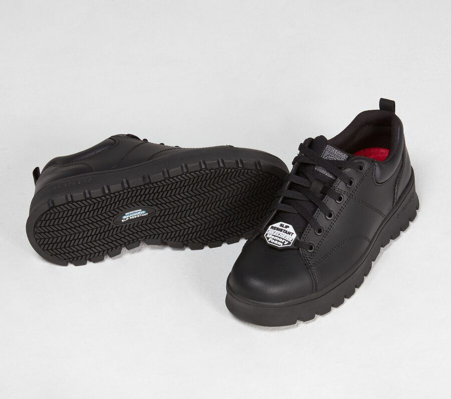 Work Relaxed Fit: Street Cleat SR, BLACK, largeimage number 0