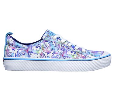EXCLUSIVE BOBS B Wild - Peace Pups, BLUE/MULTI, large image number 4