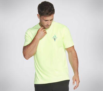 Skechers Apparel Trainer Tee Shirt