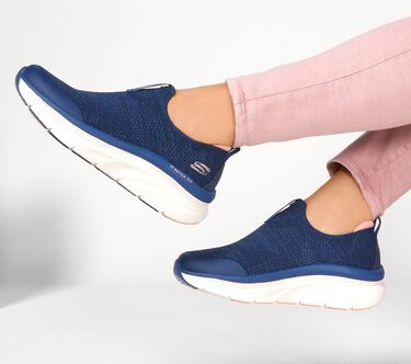 Relaxed Fit: D'Lux Walker - Quick Upgrade, NAVY / PINK, large image number 0