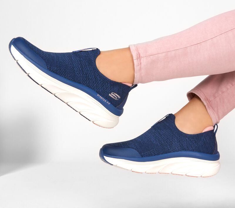 Relaxed Fit: D'Lux Walker - Quick Upgrade, NAVY / PINK, largeimage number 0