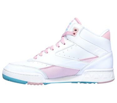 L.A. Gear: Hot Shots, WHITE / LIGHT PINK, large image number 4