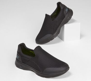 Skechers GOwalk 4 - Incredible, BLACK, large image number 0