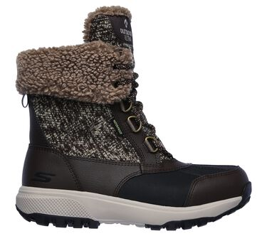 Skechers On the GO Outdoors Ultra - Frost Bound, CHOCOLATE, large image number 5