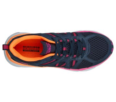 Skechers Max Cushioning Elite - Wind Chill, NAVY / PINK, large image number 1