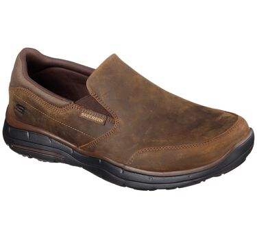 Relaxed Fit: Glides - Calculous, BROWN, large image number 1