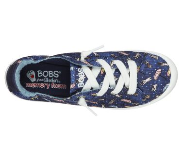 BOBS Beach Bingo - Puddle Pals, NAVY/MULTI, large image number 2